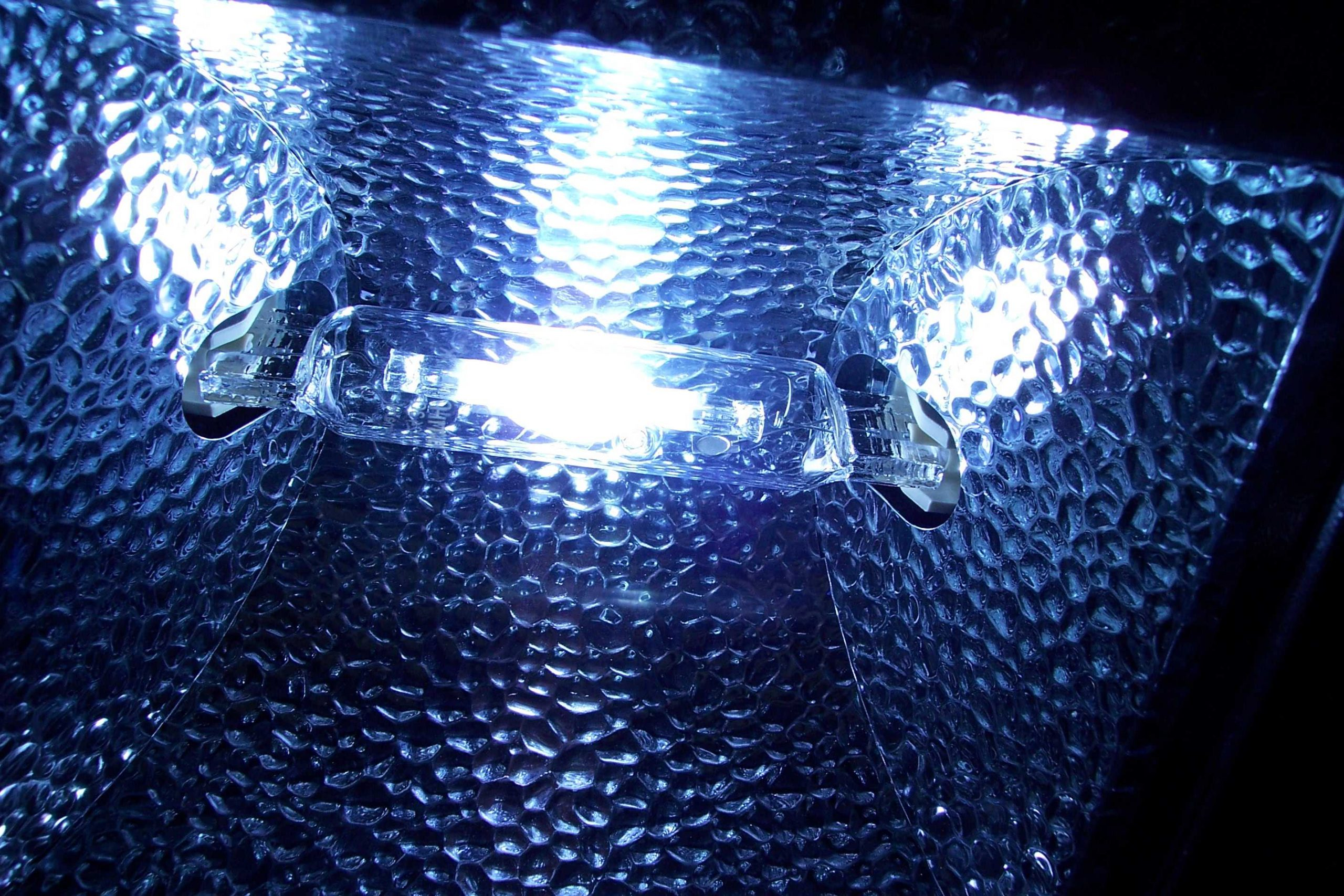 Bricolage eclairage hqi pour aqurium