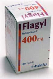 Etui de Flagyl